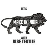 make in india with rise textile
